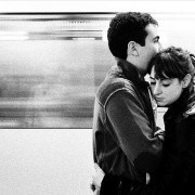 Flickr Benurs - Learning and learning... Love is in the subway