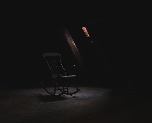 Horrorfilme machen Angst