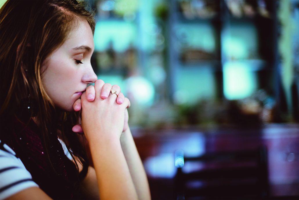 »Ich wünsche mir eine tiefere Beziehung zu Gott.«