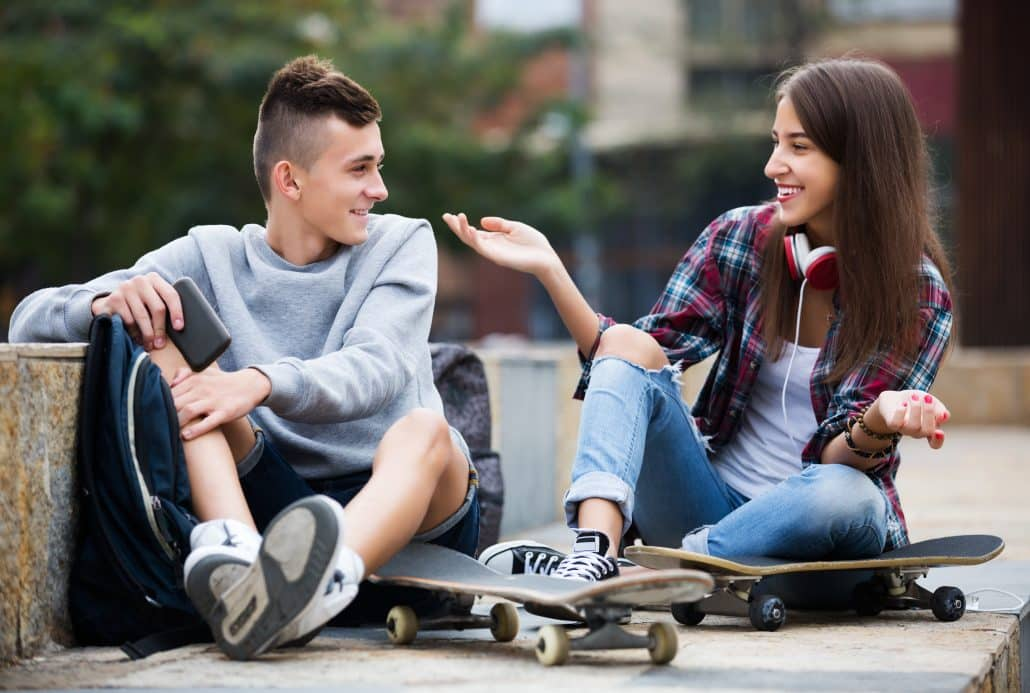 »Können Jungs und Mädchen auch nur Freunde sein?«