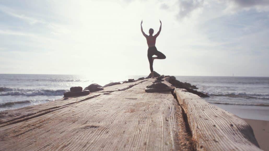 »Betet man beim Yoga andere Götter an?«