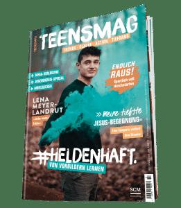 Christliches Dating-Magazin